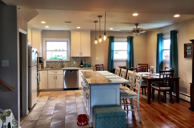 Burlington County Home Additions Contractor NJ